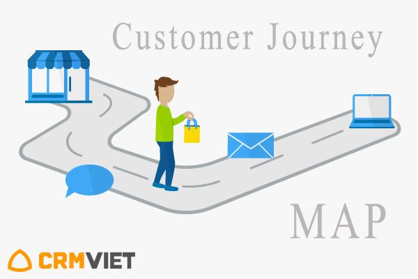 Bản dồ hành trình trải nghiệm khách hàng là gì