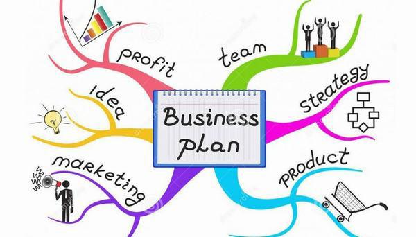 Lập kế hoạch kinh doanh mẫu