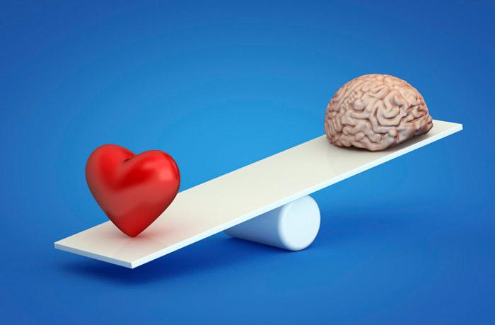 Mối quan hẹ giữa cảm tính và lý tính là gì