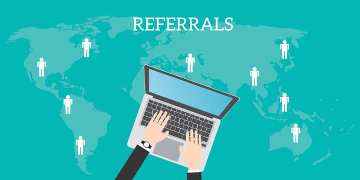 Phạm vi mở rộng với referral marketing