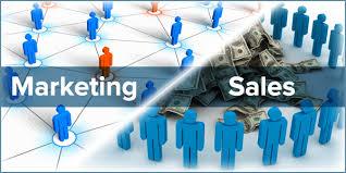 Sự khác nhau của sale và marketing