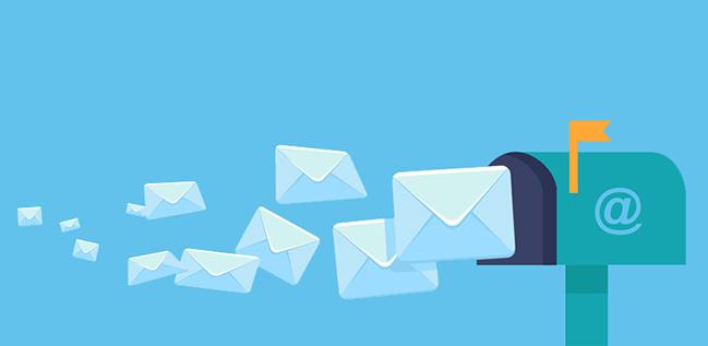 Thu thập phản hồi khách hàng bằng Email