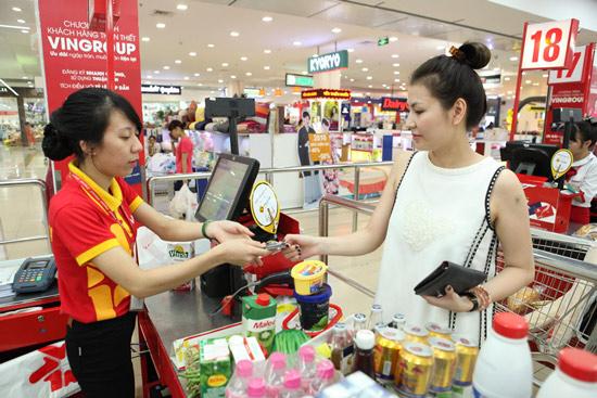 Nhân viên là nhân tố giúp marketing trong bán lẻ