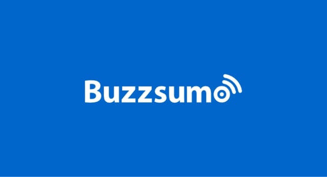 Công cụ marketing Buzzsumo