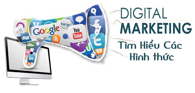 Các kênh digital marekting là gì