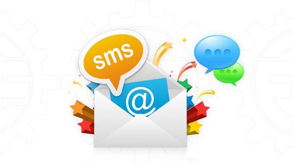 chiến dịch SMS BrandName và Email Marketing