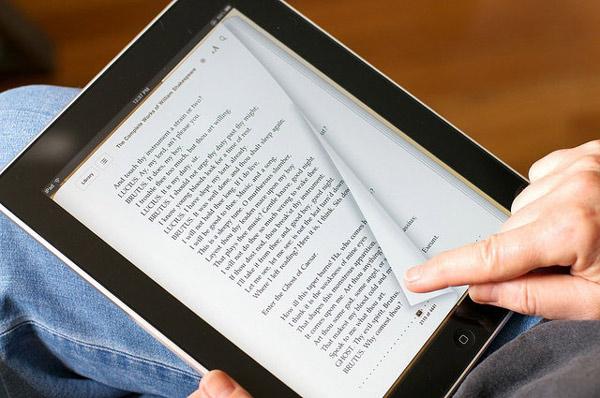 Định dạng content ebook