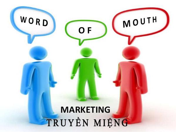 Marketing truyền miệng là gì