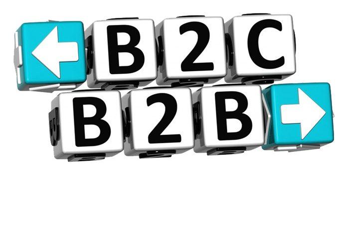 Sự khác biệt giữa B2B và B2C