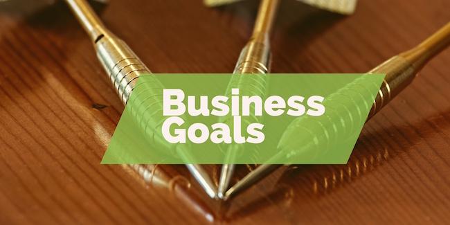 Thiết kế business goals