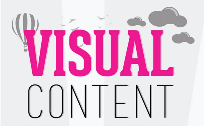 Visual content là gì