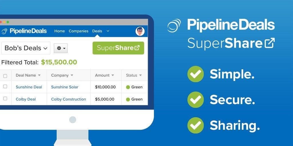 PipelineDeals là phần mềm Crm được ưa chuộng hiện nay