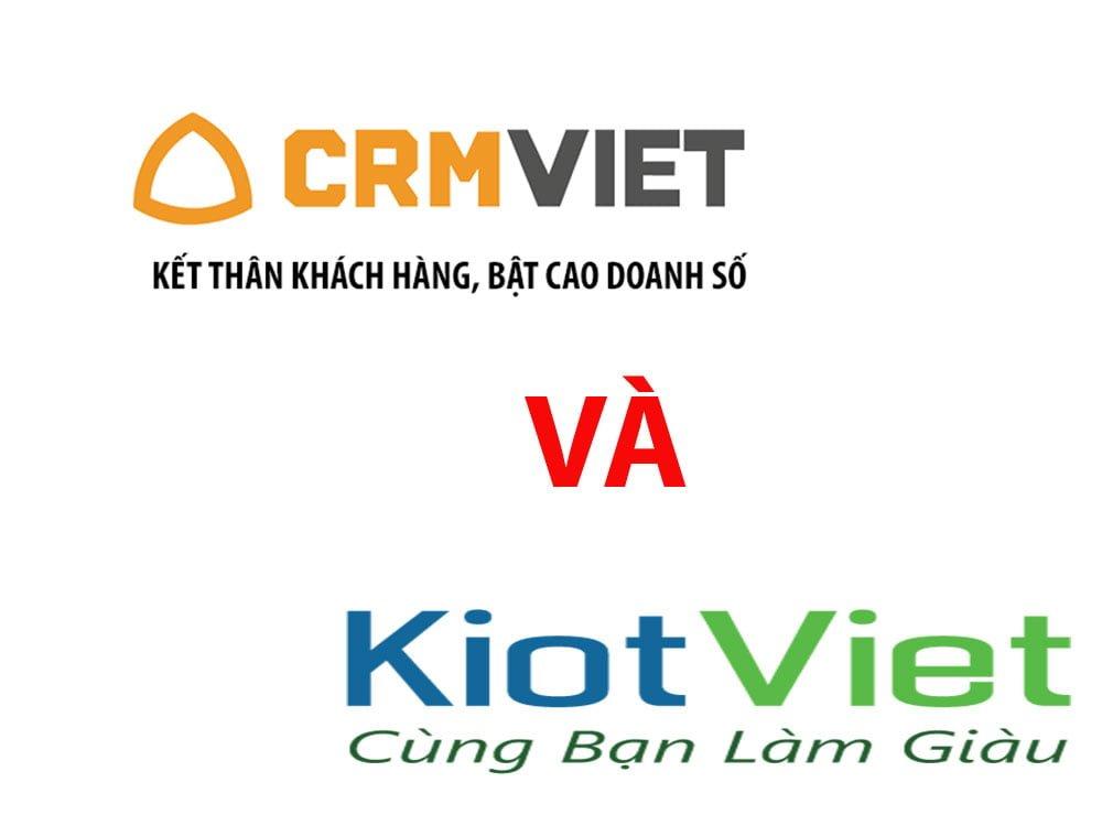 KiotViet và CrmViet