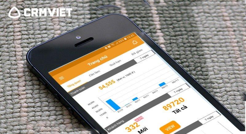 phần mềm quản lý công việc trên iphone