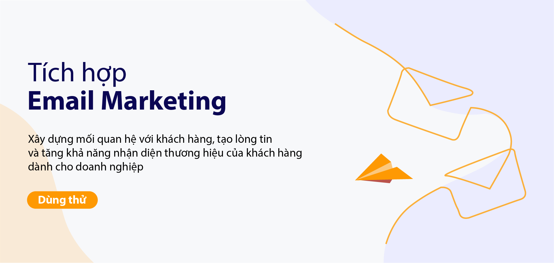 tích hợp email marketing