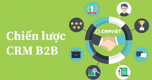 chiến lược crm b2b