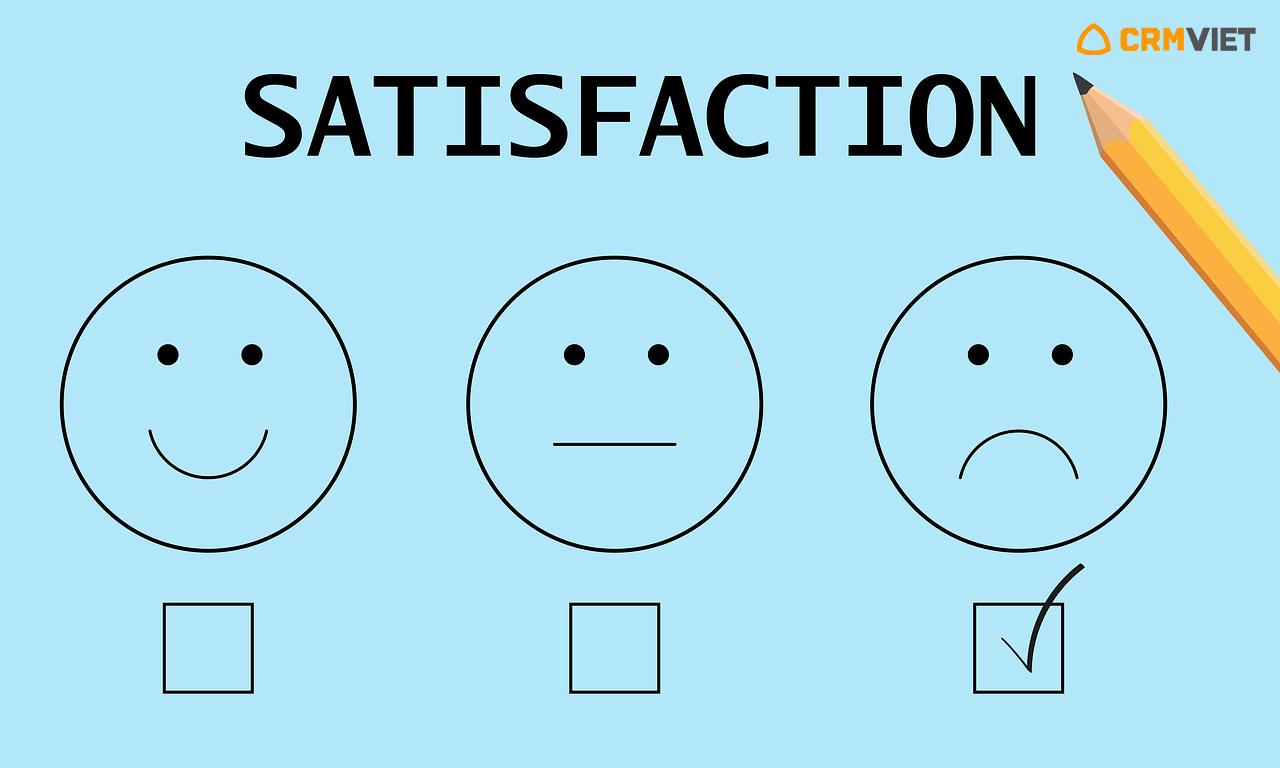 Nhân tố ảnh hưởng đến sự hài lòng của khách hàng